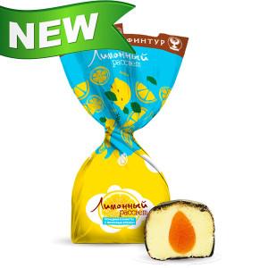 Лимонный рассвет с лимонной начинкой