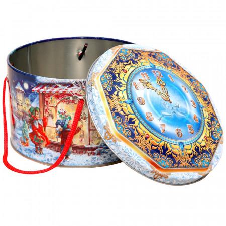 Шкатулка новогодняя 600 грамм премиум в Ульяновске