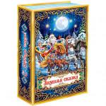 Полный каталог сладких Новогодних подарков из конфет для детей в Ульяновске