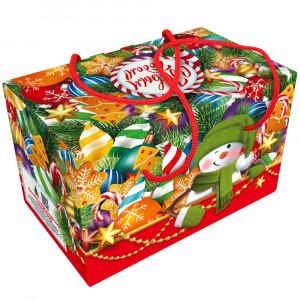 Посылка Елочные игрушки 900 грамм стандарт