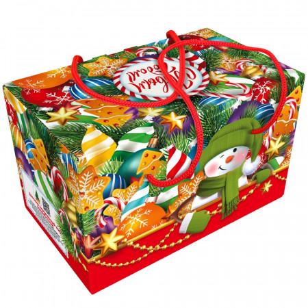Посылка Елочные игрушки 900 грамм премиум в Ульяновске