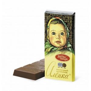 Шоколад Аленка 60 гр.