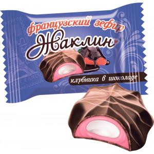 Жаклин французский зефир  в шоколаде