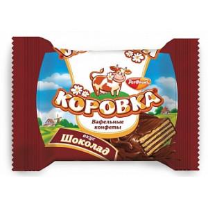 Коровка вкус шоколад