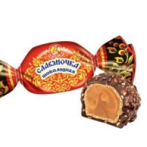 Славяночка  шоколадная