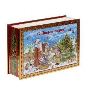 Дед Мороз и дети 800 грамм стандарт