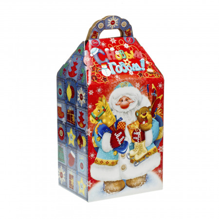 Дед Мороз с подарками 1000 грамм стандарт в Ульяновске