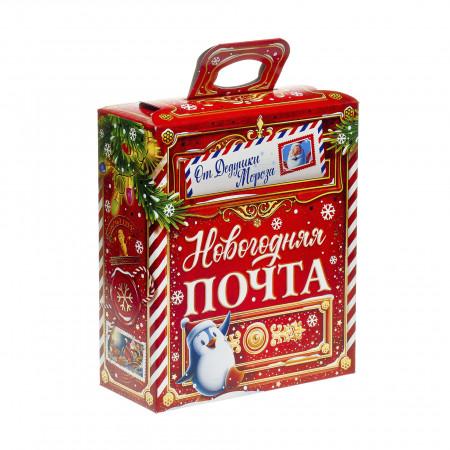 Новогодняя почта красная 700 грамм стандарт в Ульяновске