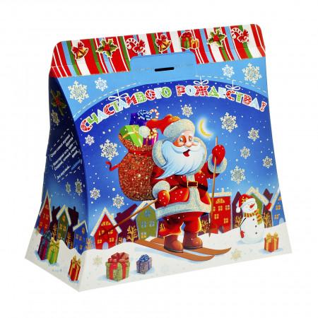 Поздравление Деда Мороза 1000 грамм стандарт в Ульяновске
