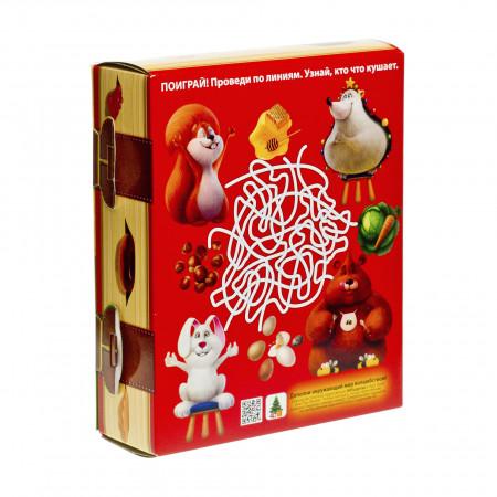 Книга с игрой Праздничные угощения 800 грамм стандарт в Ульяновске