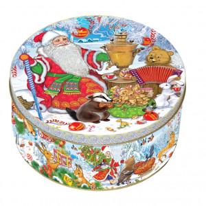 Шкатулка праздничная 800 грамм стандарт